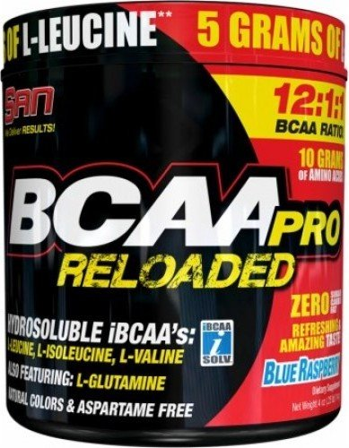 BCAA PRO RELOADED (Арбуз, 456 гр)