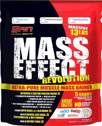 Mass Effect Revolution (Клубника-крем, 5986 гр)