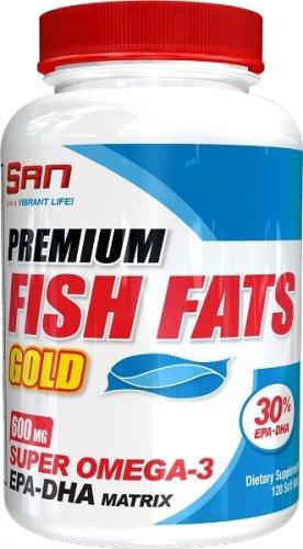 Premium Fish Fats Gold (120 капс)