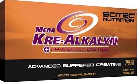 Mega Kre-Alkalyn (120 капс)
