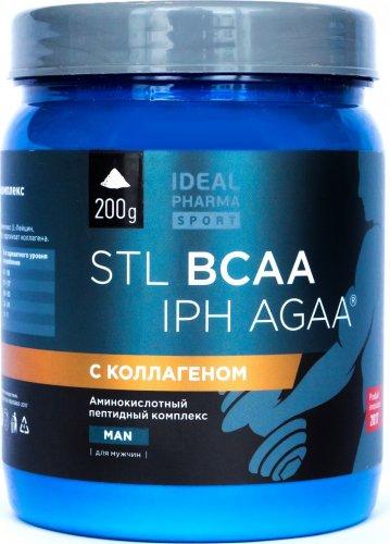 BCAA Collagen IPH AGAA Man (200 гр)