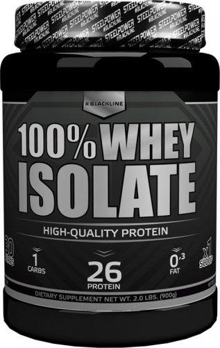 100% Whey Isolate (Йогурт, 900 гр)