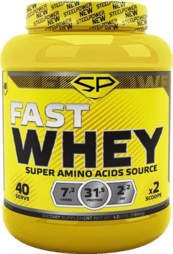 Fast Whey (Банан, 1800 гр)