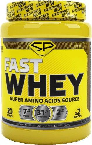Fast Whey (Банан, 900 гр)