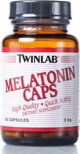 Melatonin Caps 3 mg (60 капс)