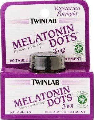 Melatonin Dots 3 mg (60 таб)