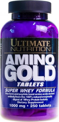 Amino Gold 1000 mg Tablets