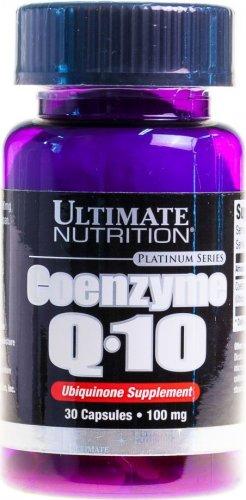 Coenzyme Q10 100 mg  (30 капс)