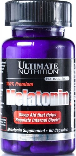Melatonin 3 mg (60 капс)