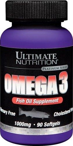 Omega 3 1000 mg (90 капс)
