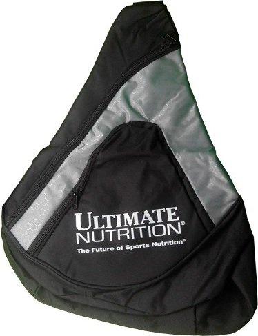 Рюкзак Ultimate (Черно-серый)