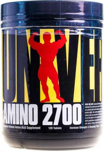 Amino 2700 (120 таб)