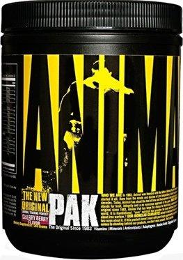 Animal Pak Powder (Апельсин, 388 гр)