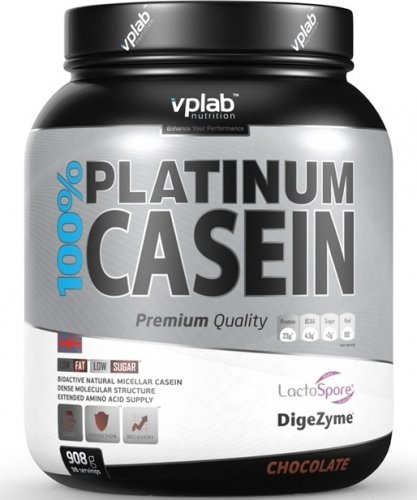 100% Platinum Casein (Шоколад, 908 гр)