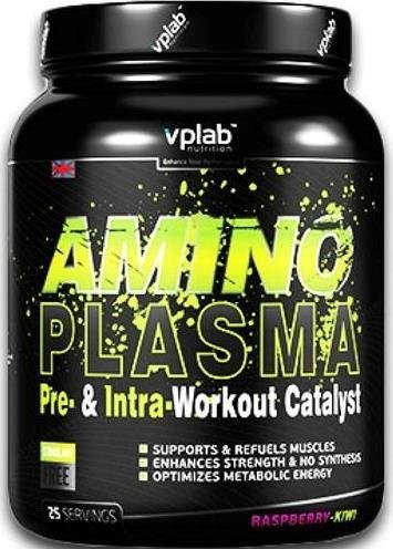 Amino Plasma (Малина-киви, 500 гр)