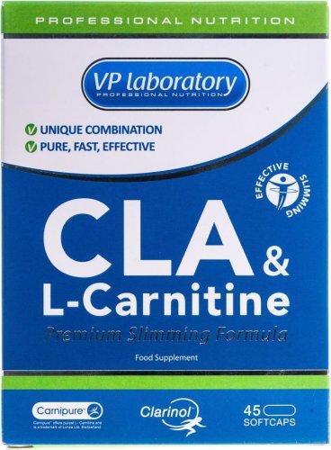 CLA+L-carnitine (45 капс)