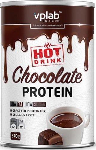 Hot Chocolate Protein (Шоколад, 370 гр)