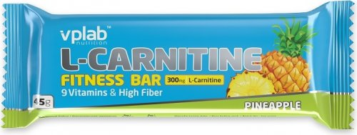 L-Carnitine bar 300 mg (Ананас, 45 гр)