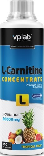 L-Carnitine Concentrate (Лимон, 500 мл)