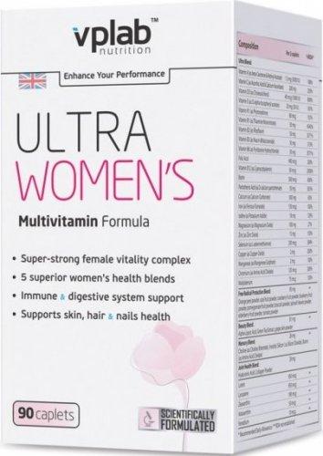 Ultra Women's Multivitamin Formula (90 капс)