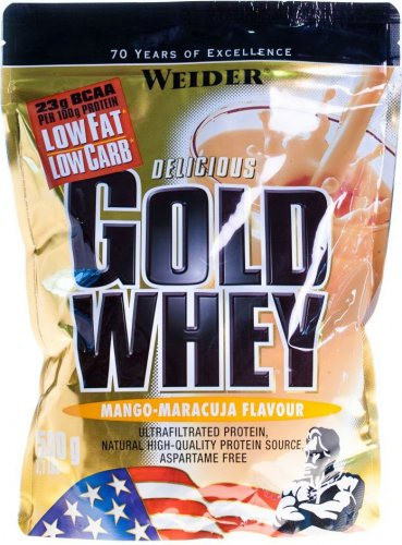 Gold Whey Protein (Шоколад-вишня, 500 гр)