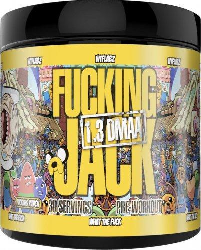 Fucking Jack (Жевательные червячки, 170 гр)