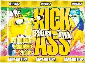 Kick Ass 1 serv (2 капс)