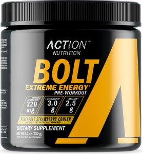 Bolt Extreme Energy (Ананасово-клубничный холодок, 232 гр)