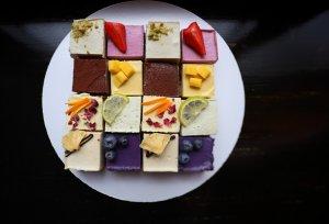 RAW торт Ассорти из 8-и вкусов (1000 гр)