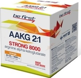 AAKG 2:1 8000 Strong (Цитрусовый микс, 1 амп х 25 мл)