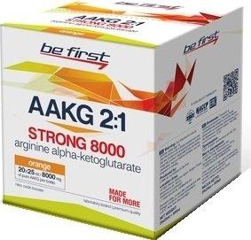 AAKG 2:1 8000 Strong (Малина, 1 амп х 25 мл)