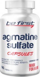 Agmatine Sulfate Capsules (90 капс)