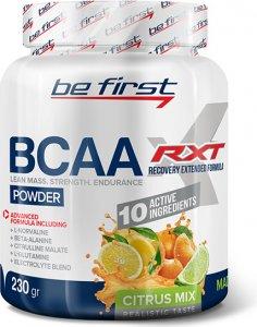 BCAA RXT Powder (Цитрусовый микс, 230 гр)