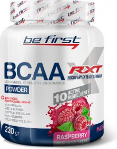 BCAA RXT Powder (Малина, 230 гр)
