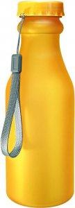 Бутылка для воды матовая Be First (Желтый, 500 мл)