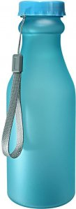 Бутылка для воды матовая Be First (Аква, 500 мл)