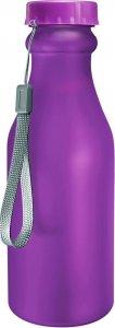 Бутылка для воды матовая Be First (Фиолетовый, 500 мл)