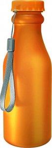 Бутылка для воды матовая Be First (Оранжевый, 500 мл)