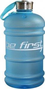 Бутылка с ручкой для воды Be First (Аква-матовый, 2200 мл)