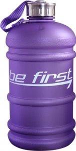 Бутылка с ручкой для воды Be First (Фиолетовый-матовый, 2200 мл)