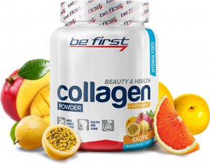 Collagen + vitamin C powder (Экзотик, 200 гр)