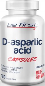 D-Aspartic Acid Powder (120 капс)