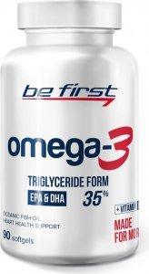 Omega-3 + Витамин E (90 капс)