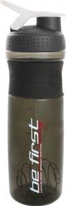 Шейкер Be First TS501 (Черный, 1000 мл)
