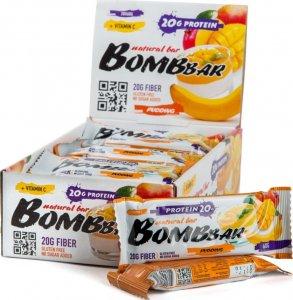 Bombbar (Банановый пудинг с манго, 60 гр)