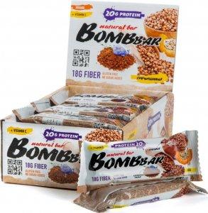 Bombbar (Гречишный с семенами льна и тыквы, 60 гр)