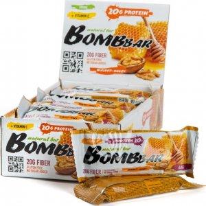 Bombbar (Грецкий орех с медом, 60 гр)