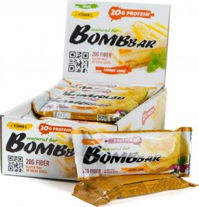 Bombbar (Лимонный торт, 60 гр)
