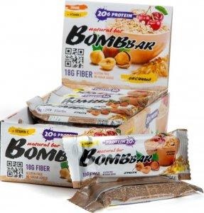 Bombbar (Овсяный с вишней и фундуком, 60 гр)