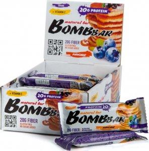 Bombbar (Чернично-смородиновый панкейк, 60 гр)